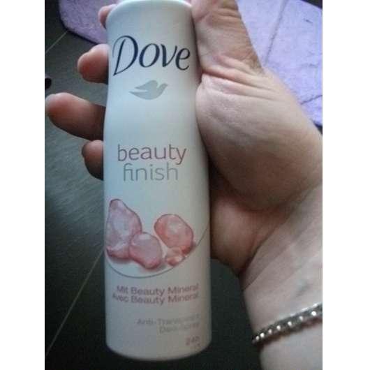 Dove Beauty-Finish Deodorant (Anti-Transpirant)