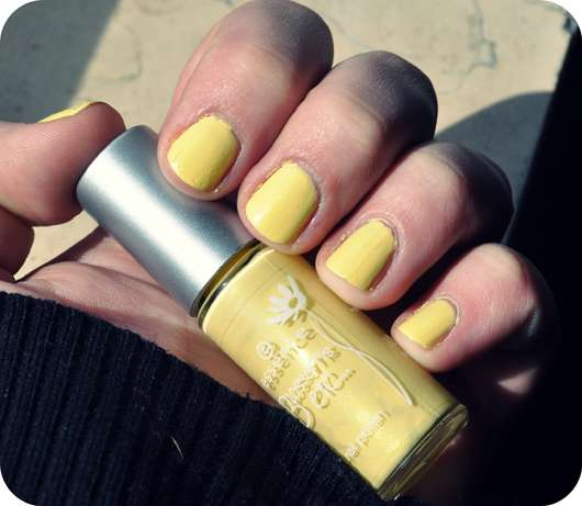 "essence ""Blossoms etc…"" nail polish, Farbe: 03 MY YELLOW FELLOW"