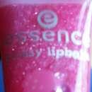 essence glossy lipbalm, Farbe: berry sorbet