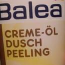 """Balea Creme-Öl Dusch Peeling """"Golden Touch"""""""