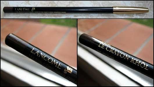 Lancôme Le Crayon Khôl, Farbe: 02 Brun