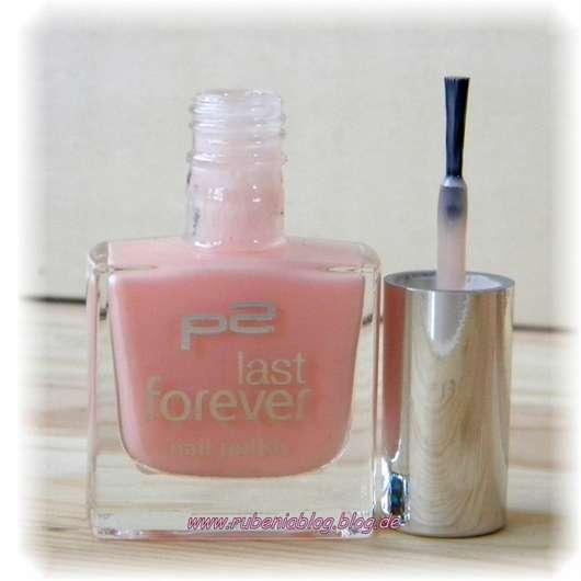 p2 last forever nail polish, Farbe: 020 dream on!