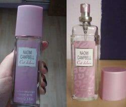 Produktbild zu Naomi Campbell Cat Deluxe Natural Spray