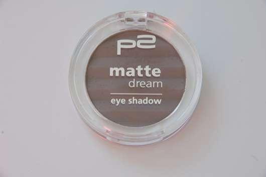 p2 matte dream eye shadow, Farbe: 070 grey pleasure