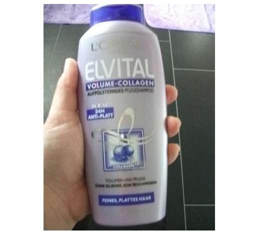 Elvital Volume Collagen aufpolsterndes Pflegeshampoo