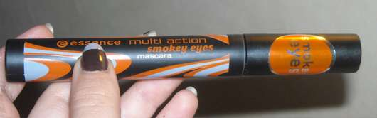 essence multi action smokey eyes mascara