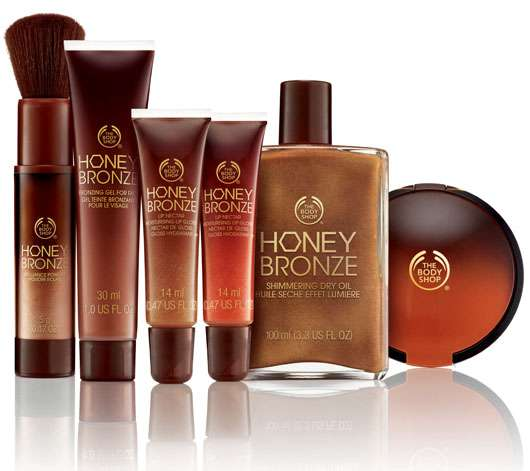 The Body Shop® Bronze-Make-up-Kollektion