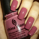 China Glaze Nail Lacquer, Farbe: 5th avenue