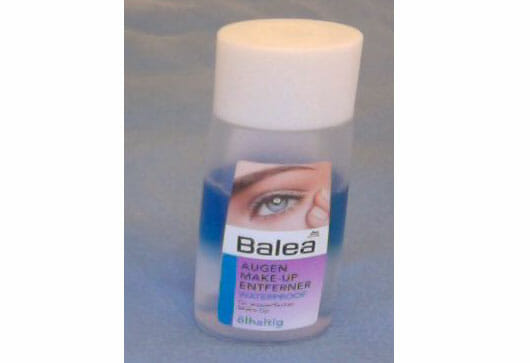 Balea Augen Make-up Entferner Waterproof