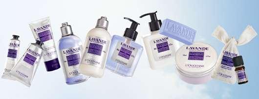 L'Occitane Lavendel-Linie: Neue Produkte & neuer Look