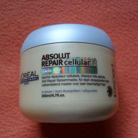 L'Oréal Professionnel Absolut Repair cellular Zell-Repair Balsammaske
