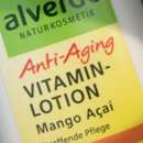 alverde Anti-Aging Vitamin-Lotion Mango Acai