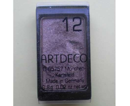 Artdeco Lidschatten, Farbe: Chocolate Cake Nr. 12 (Aqua Glow Bronzing Collection)