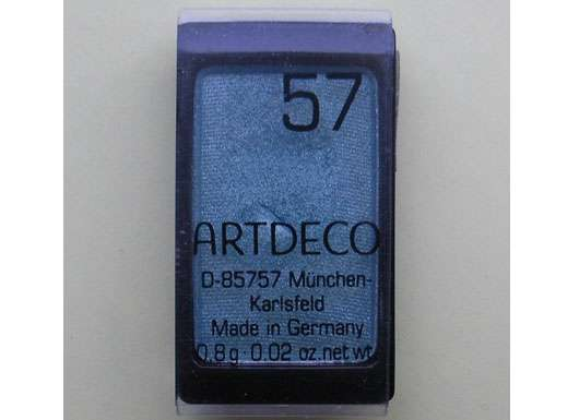 Artdeco Lidschatten, Farbe: Tropical Green Nr. 57 (Aqua Glow Bronzing Collection)