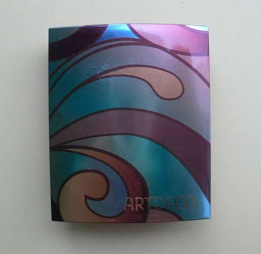 Artdeco Aqua Glow Bronzing Collection Duo-Lidschattenbox