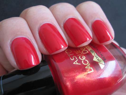 Astor Lacque DeLuxe, Farbe: 210 Glamorous Red