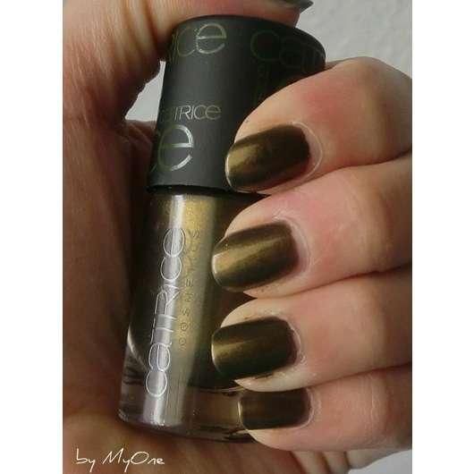 "Catrice ""Papagena"" Nail Polish, Farbe C02 Welcome To The Jungle (Limited Edition)"