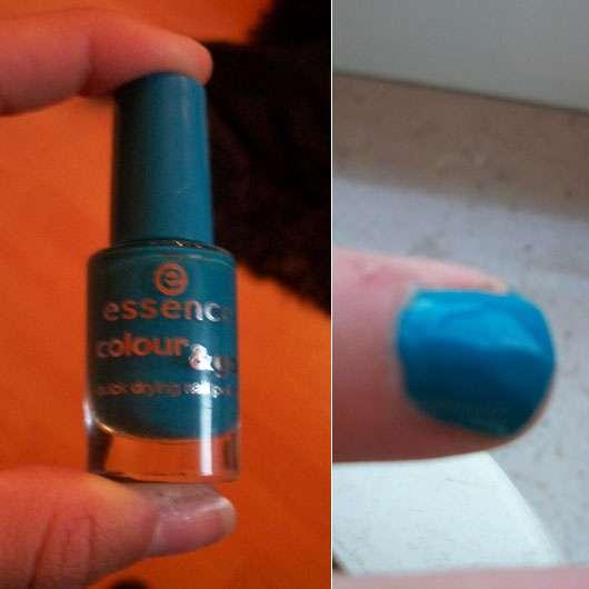 essence colour & go nail polish, Farbnr.: 03