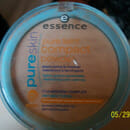 essence pure skin pure teint compact powder, Farbe: 02 sand