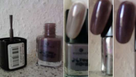 """essence you rock nail polish, Farbe: 02 love, peace and purple (""""you rock"""" trend edition)"""