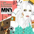 """MNY LOOK """"I AM A FASHION BOHEMIAN"""""""