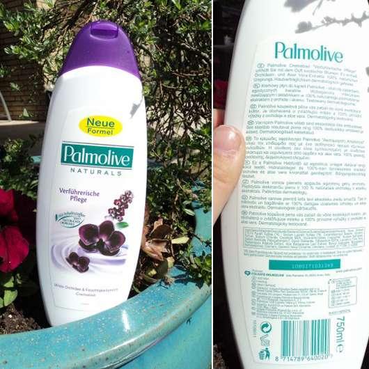 Palmolive Naturals Wilde Orchidee & Feuchtigkeitsmilch Cremebad