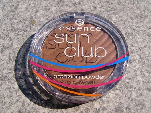 "essence sun club bronzing powder, Farbe: 01 bbc sun lounge (aus der ""sun club bondi beach"" LE)"
