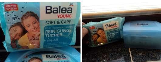 Balea Aqua Reinigungstücher (Limited Edition)