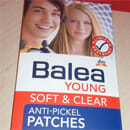 Balea Soft & Clear Anti-Pickel Patches