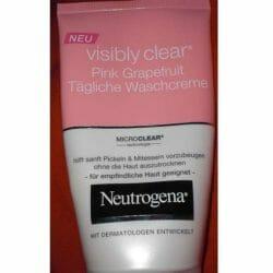 Produktbild zu Neutrogena Visibly Clear Pink Grapefruit Tägliche Waschcreme