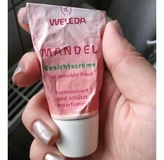 Weleda Mandel Gesichtscreme für sensible Haut