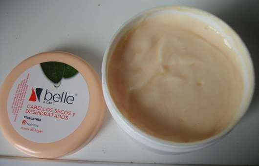 belle & care Haarmaske für trockenes und feuchtigkeitsarmes Haar