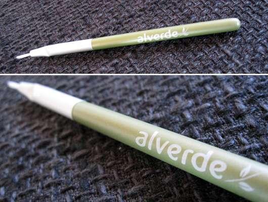 alverde Eyeliner Pinsel