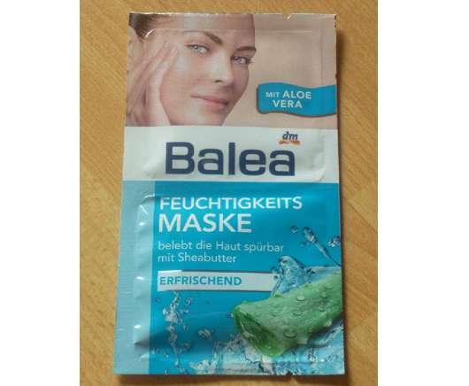 """Balea Feuchtigkeits-Maske """"Erfeischend"""""""