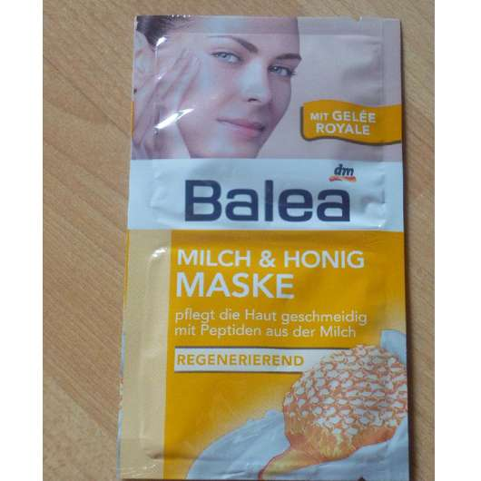 """Balea Milch & Honig Maske """"Regenerierend"""""""