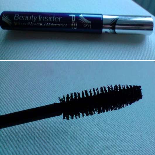 p2 beauty insider volume mascara waterproof