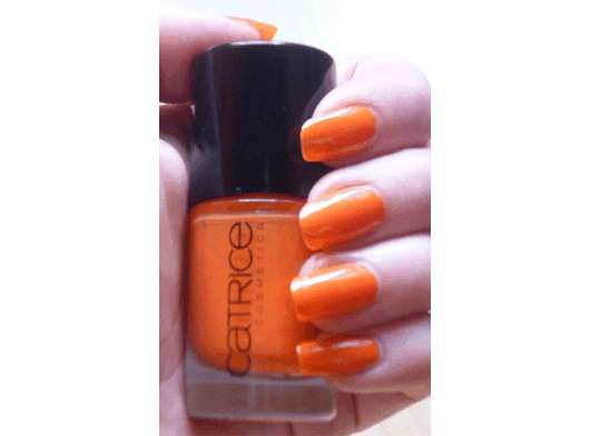 Catrice Ultimate Nail Lacquer, Farbe: 020 MAN, Go Tango