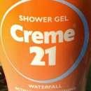 "Creme 21 Shower Gel ""Waterfall"""