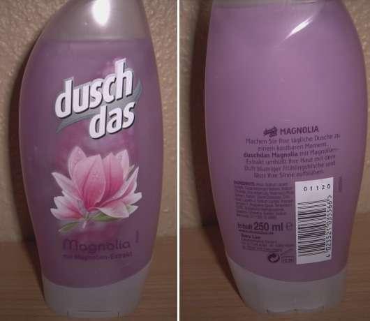 "duschdas Duschgel ""Magnolia"""