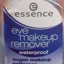 essence eye makeup remover – waterproof