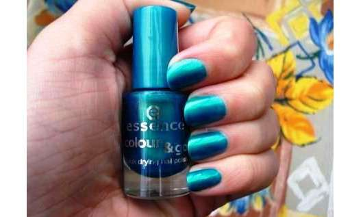 essence colour & go nail polish, Farbe: 52 out of my mind