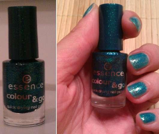 essence colour & go nail polish, Farbe: 38 choose me