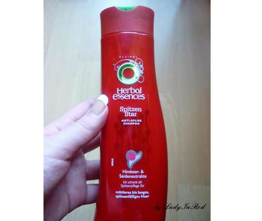 "Herbeal Essences ""Spitzen Star"" Anti-Spliss Shampoo"