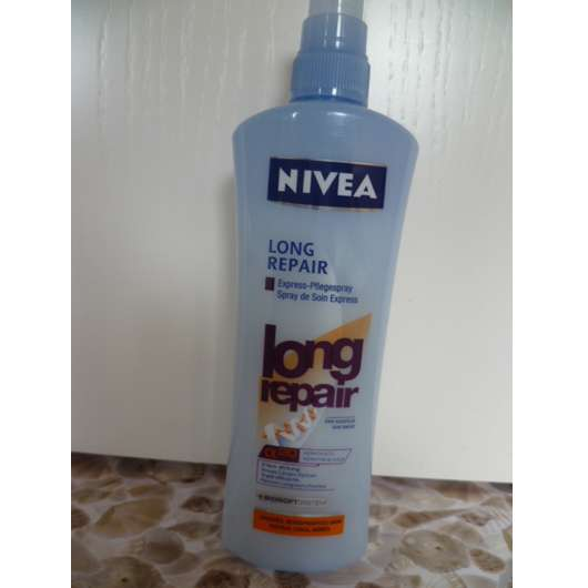 Nivea Long Repair Express-Pflegespülung