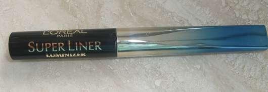 L'Oréal Paris Super Liner Luminizer, Farbe: Dark Sapphire/Blue Eyes