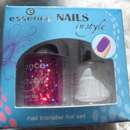 essence nails in style nail transfer foil set, Farbe: 03 style me pretty
