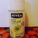 Nivea pure & natural action Deo Jasmin Scent