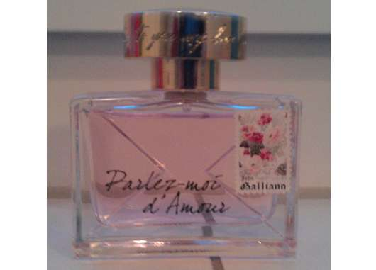 Parlez-moi d'Amour by John Galliano Eau de Toilette