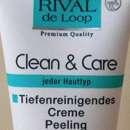 Rival de Loop Clean & Care Tiefenreinigendes Creme Peeling