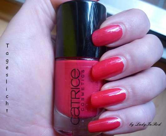 Catrice Ultimate Nail Lacquer, Farbe: 360 Raspberry Fields Forever